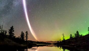 Nordlysjegere oppdaget nytt fenomen