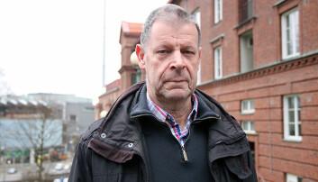 Historikeren Lars Hansson har forsket på norske flyktninger under krigsårene. I doktorgradsavhandlingen sin viser han hvordan masseflukten fra Norge påvirket utformingen av svensk flyktningpolitikk. (Foto: Gøteborgs universitet)