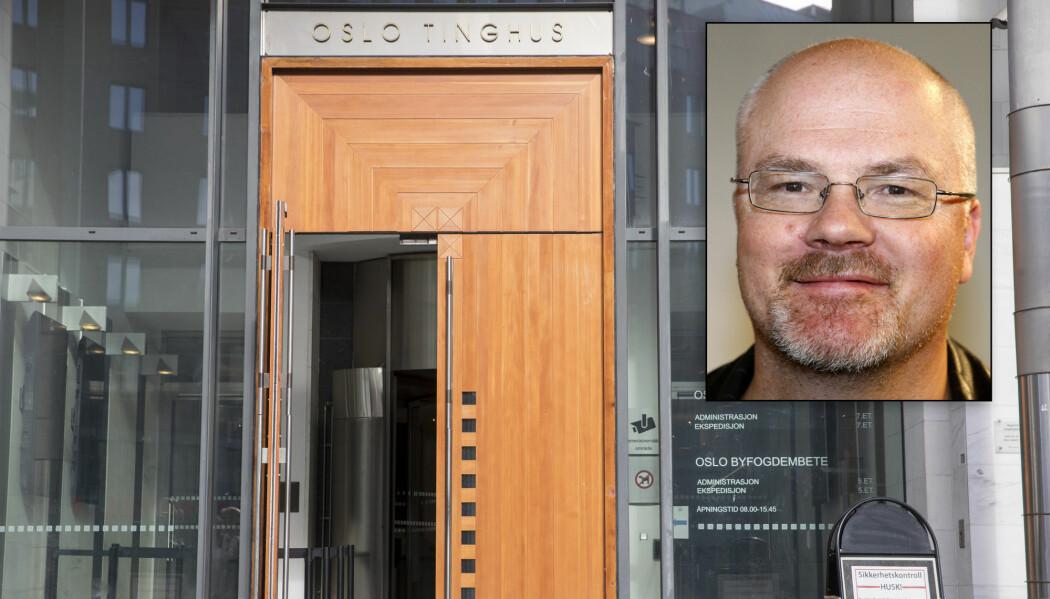 Oslo tingrett slår fast i dommen at Universitetet i Stavanger hadde gitt Nils Rune Langeland tilstrekkelig mange advarsler før oppsigelsen kom. (Foto: Terje Pedersen / Knut Falch / NTB scanpix)