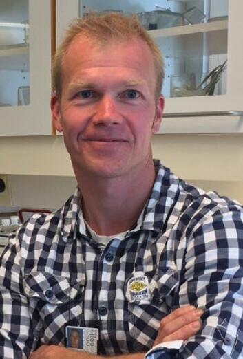 Ole J.B. Landsverk er postdoktor ved CIR. (Foto: CIR)