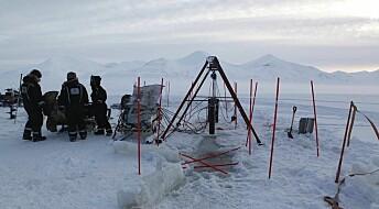 Ny forskningsstrategi: Vil markere at Svalbard er norsk