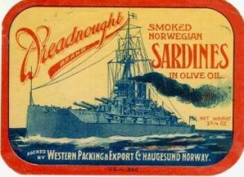 Norge var ikke med på 1. verdenskrig. Men etterspørselen etter norske varer som fisk økte dramatisk.