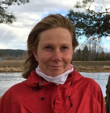 - Det vil neppe være skadelig om halvparten av fisken vi spiser, er mager, sier Christine Tørris ved Høgskolen i Oslo Akershus. (Foto: privat)