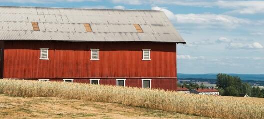 Hva skjer når kapitalen råder i landbruket?