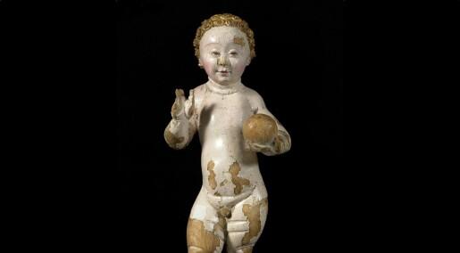 Middelalder-utstilling: Denne kirkekunsten skulle gi håp om et bedre liv etter døden