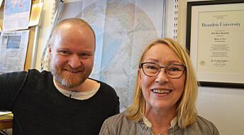 Leverer kunnskap til arktiske utenriksministre