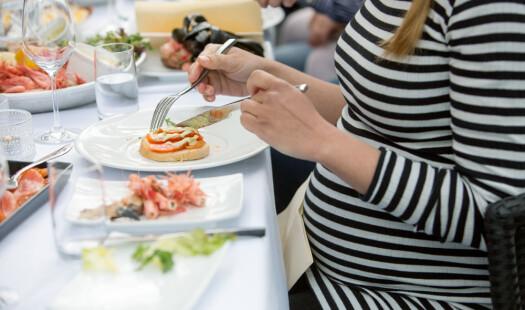 Hvilken sjømat bør gravide spise mer av?