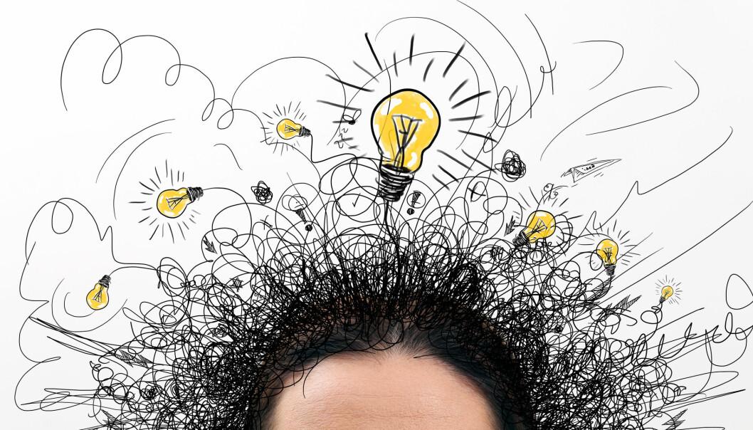 Mange myter er knyttet til hjernen. Her kan din hjerne lære mer om hvordan alt egentlig henger sammen. (Foto: Shutterstock / NTB Scanpix)
