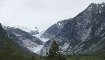Forsker: Turisme er ødeleggende for isbreene