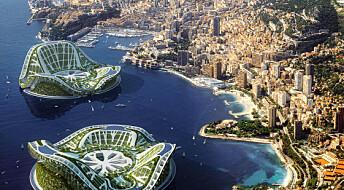 Snart får verden flytende byer