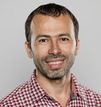 Amine Namouchi er forsker ved CEES og Institutt for biovitenskap. (Foto: Håkon Sparre)