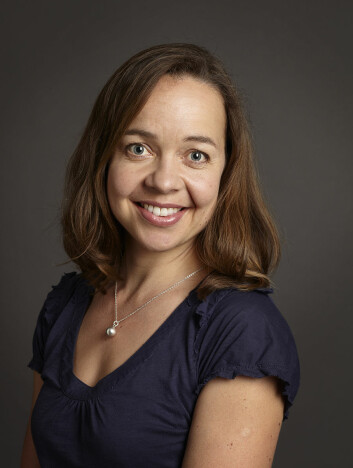 Forsker Paula Berstad i Kreftregisteret.