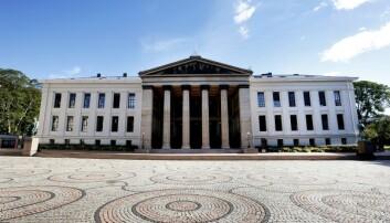 Universitetet i Oslo er landets eldste og høyest rangerte universitet. Nå har de fått ny rektor. (Foto: Lise Åserud, NTB scanpix)