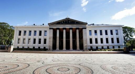 Svein Stølen blir ny rektor ved Universitetet i Oslo