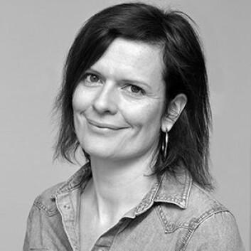 – Internasjonale studenter beriker studiemiljøet, sier Kristin Solheim. (Foto: SIU)