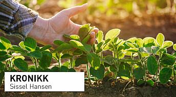 Økologisk landbruk er ikke verre for klima og miljø
