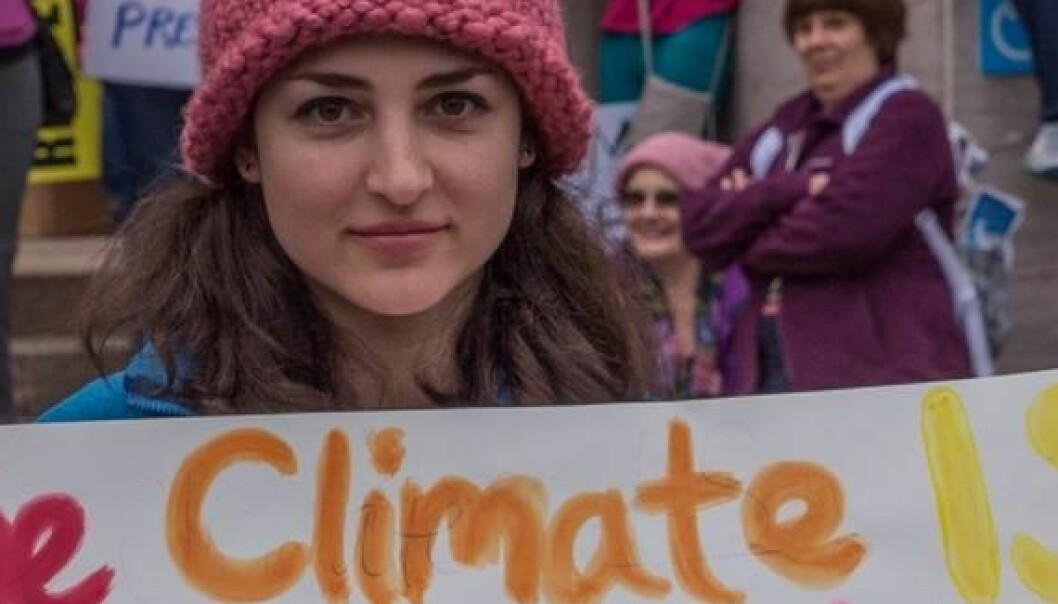 Nordmenn er informert, men ikke alarmert om klimaendringer
