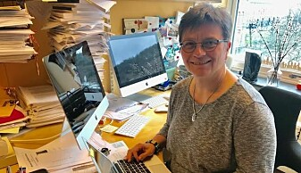Gisela Böhm er forsker i klimapsykologi ved Det psykologiske fakultet på Universitetet i Bergen. (Foto: Margareth Barndon, UiB)