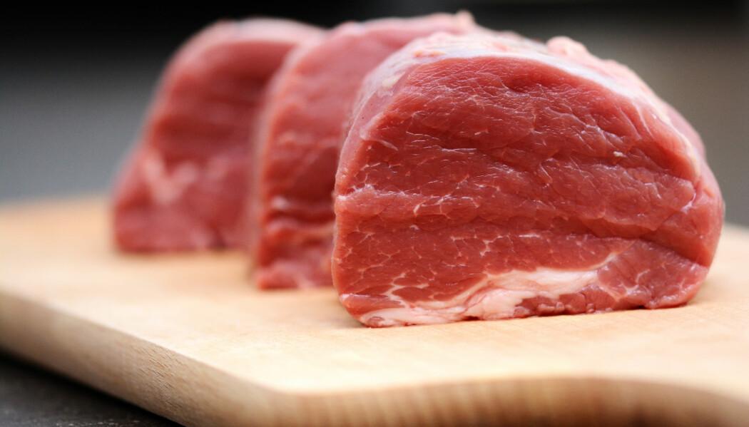 Oksekjøttet i studien hadde nok næringsstoffer til å tilfredsstille EUs krav til å merke en matvare som god kilde til et næringsstoff. (Illustrasjonsfoto: Eviart / Shutterstock / NTB scanpix