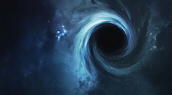 Fødselen av et svart hull kanskje observert for første gang noensinne