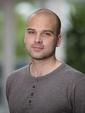 Simon Bensnes på Institutt for samfunnsøkonomi ved NTNU. (Foto: Elin Iversen)