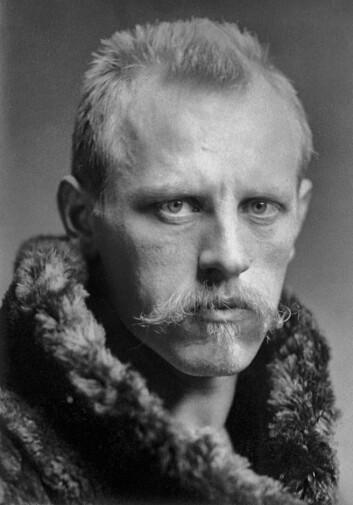Portrett av Fridtjof Nansen. (Foto: Henry van der Weyde/Wikimedia commons)