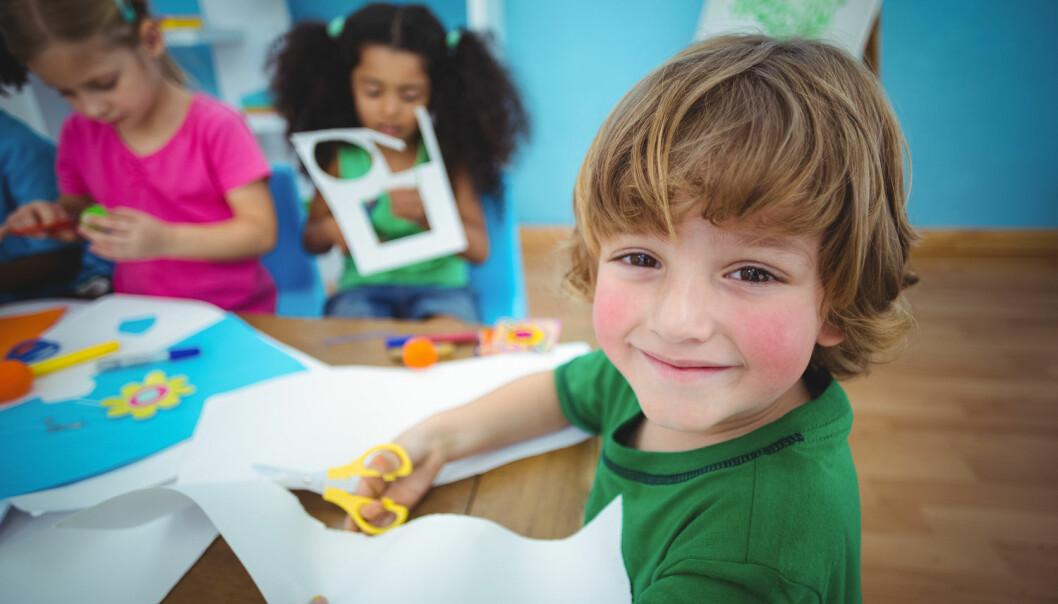 Ett av tre barn som er registrert med diagnosen epilepsi, har ikke sykdommen, viser en ny studie.  (Foto: Shutterstock/Scanpix/NTB)