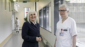 Sykepleierne reduserte selv bruken av tvang i psykiatrien