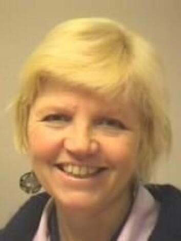 Kari Kvigne har også bidratt i undersøkinga. (Foto: Høgskulen i Innlandet)