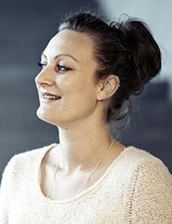 Nina Hoel. (Foto: UiO)