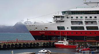 Vil økende skipstrafikk forandre Svalbard?