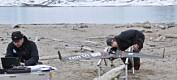 Skal beskytte Svalbards unike kulturminner med droner