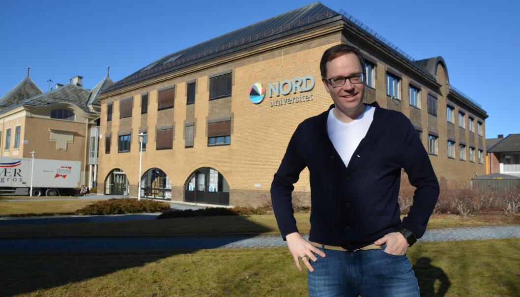 Å bygge internasjonale nettverk har høy prioritet blant mange forskere. Så også for Nord-stipendiat Lars Hovdan Molden, som i løpet av kort tid har lagt USA for sine føtter. (Foto: Nord universitet)