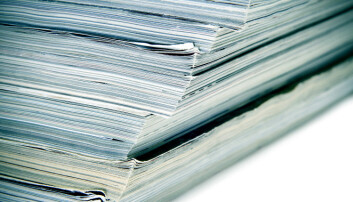 Få tidsskrifter gir klar beskjed om at de aksepterer resultater fra studier som gjentar tidligere undersøkelser. Men slike gjentagelsesstudier er svært viktig for vitenskapen.  (Foto: nito / Shutterstock / NTB scanpix)