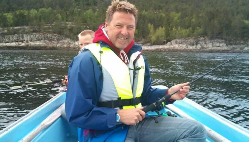 Tore Johnny Olafsen i Trondheim brukte Vioxx mot hoftesmerter som følge av artrose sent på 1990-tallet, men fikk raskt beskjed av legen om å gå over til en annen medisin. – Det var et tankekors at medisinen ble trukket fra markedet kort tid etterpå, på grunn av økt risiko for hjerte- karlidelser, sier han.  (Foto: privat)