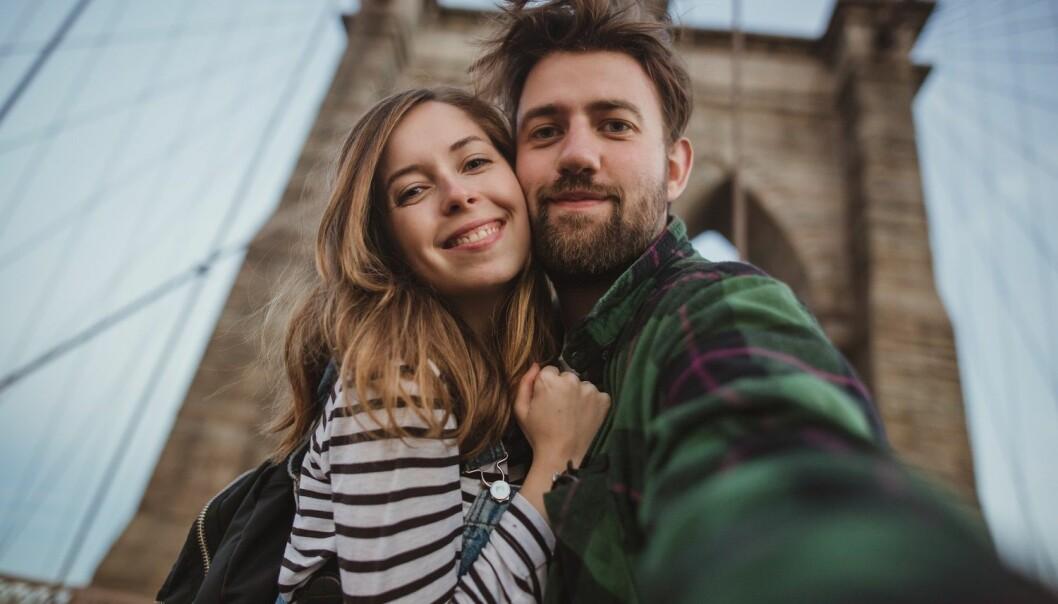 Studien tyder på at folk ruset opp i seksuell tilfredshet den dagen de hadde hatt sex. Og effekten varte. (Ilustrasjonsfoto: Shutterstock / NTB scanpix)