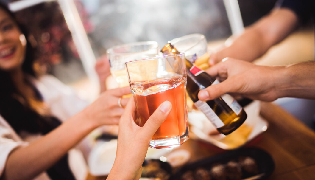 Hvem i Europa drikker mest?