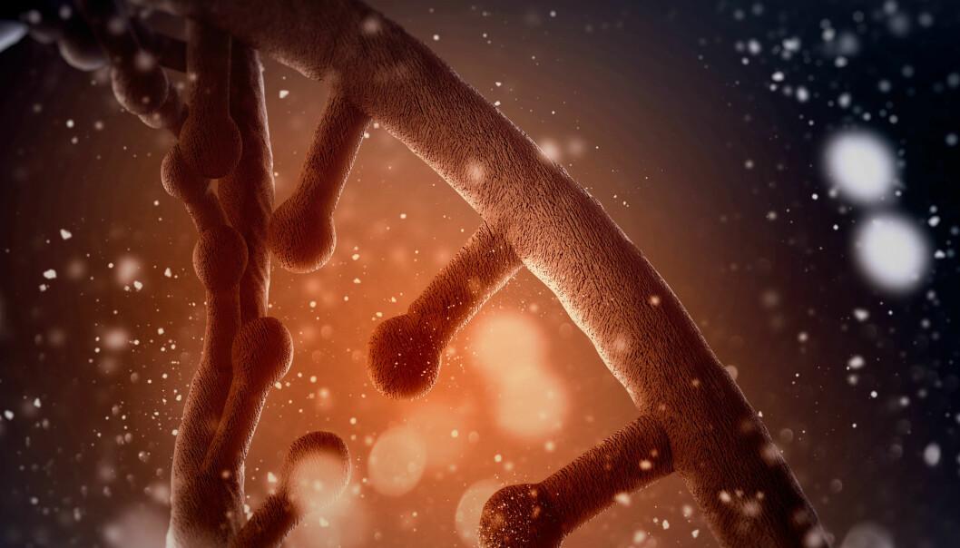 Med metoden CRISPR kan for eksempel kreft eller andre sykdommer som går i arv, fjernes for alltid. (Illustrasjonsfoto: Colourbox)