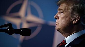 Er Europa gratispassasjer i NATO?