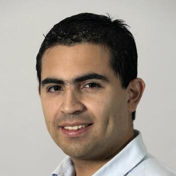 NHH-forsker Mario Guajardo ved Institutt for foretaksøkonomi. (Foto: NHH)
