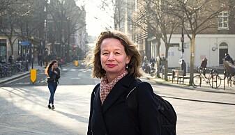 Gudrun Elin Rohde frå Institutt for helse- og sjukepleievitskap på UiA. (Foto: Privat)