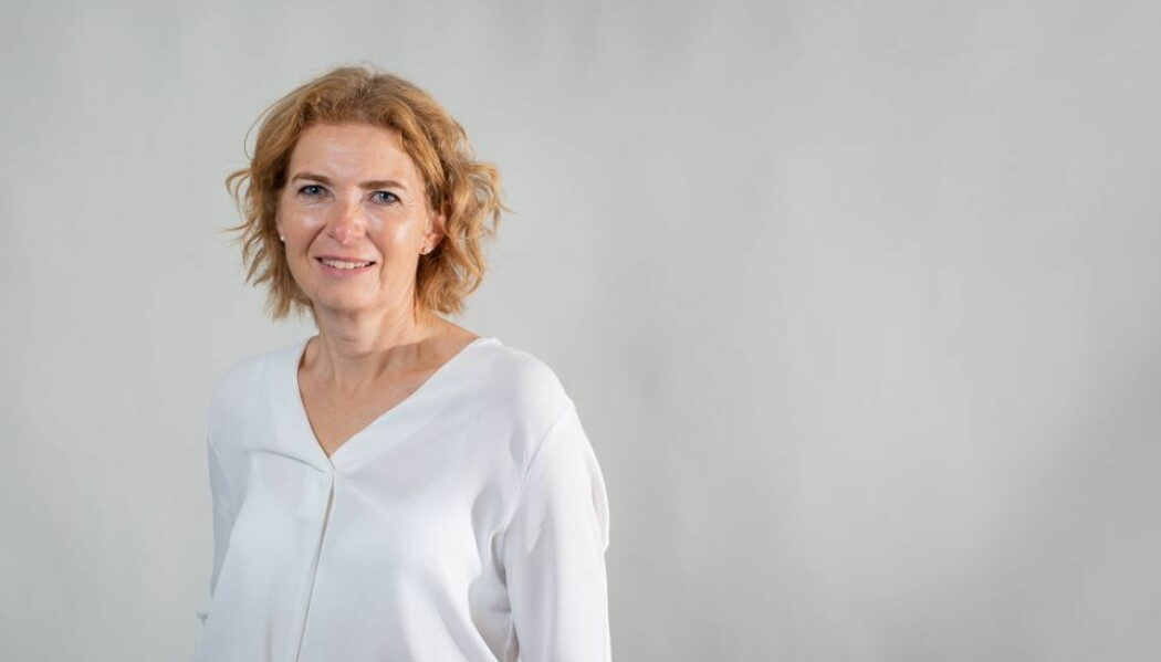 Anna Sonesson er prosjektkoordinator for EU-prosjektet Fishboosts som skal øke effektivitet og lønnsomhet gjennom avl i europeisk akvakultur. (Foto: Joe Urrutia, Nofima)