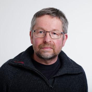 Knut Falk (Foto: Eivind Røhne)