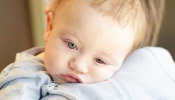 Vaksinen mot rotavirus kan være en av årsakene til at færre småbarn kom til legen med magesyke denne vinteren.  (Foto: Wendy Riseborough / Shutterstock / NTB scanpix)