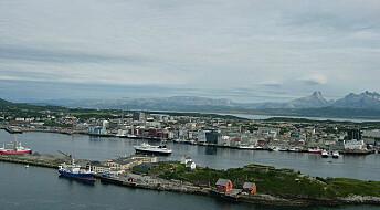 Nå skal Bodø spare energi som tilsvarer 800 boliger