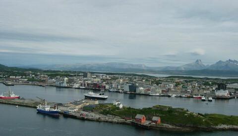 d785ebf5 Bodø skal bli en energieffektiv by i regi av et nytt forskningsprosjekt som  kalles «elighthouse