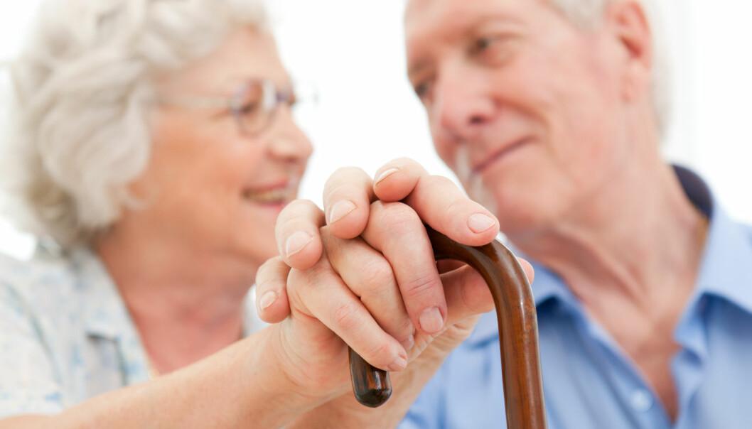 Hvordan få et godt liv når man blir eldre? (Illustrasjonsbilde: Shutterstock/NTB Scanpix)