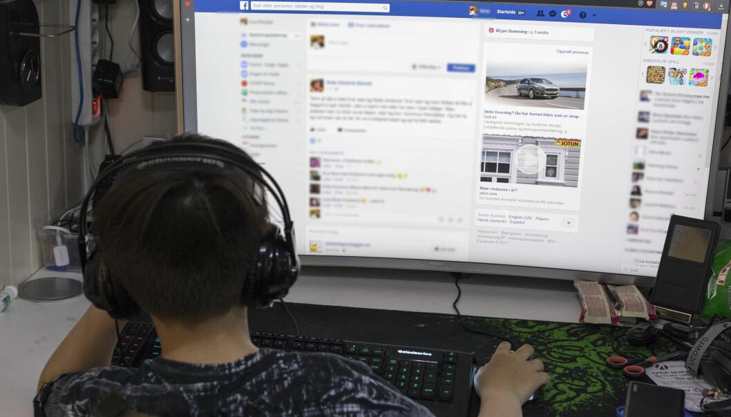 Vi legger igjen mye personlige data på nettet. Hvor farlig er det egentlig? (Foto: Gorm Kallestad, NTB Scanpix)