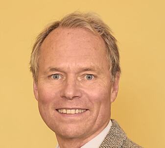 Jussprofessor Hans Petter Graver mener det er viktig å få juridiske helter frem i lyset. (Foto: UiO)