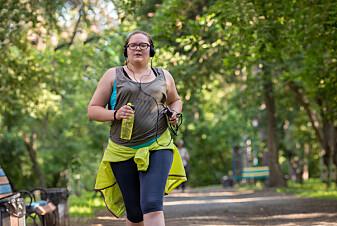 Derfor kan trening hjelpe mot det farlige magefettet